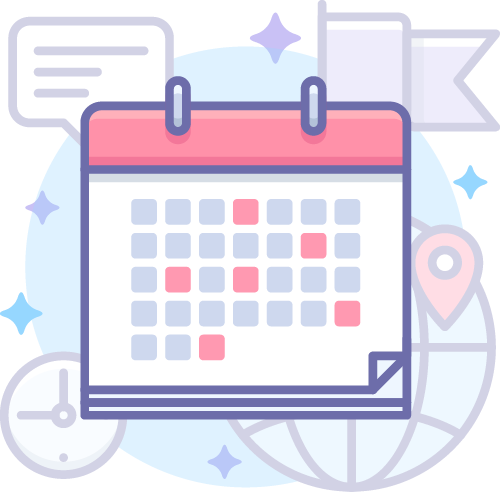 5. Calendario de monitoreo