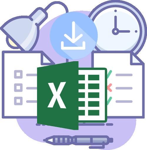 8. Descarga a Excel